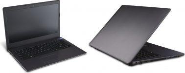 "Clevo N240WU, el primer portátil con una CPU ""Intel Coffee Lake"""