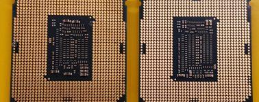Las placas base Intel Z370 no son compatibles con las CPUs Kaby Lake