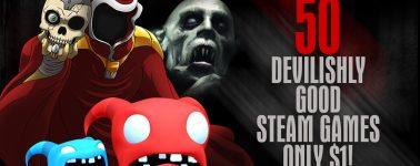 Bundle Stars: 50 juegos para tu biblioteca de Steam por sólo 1,09 euros