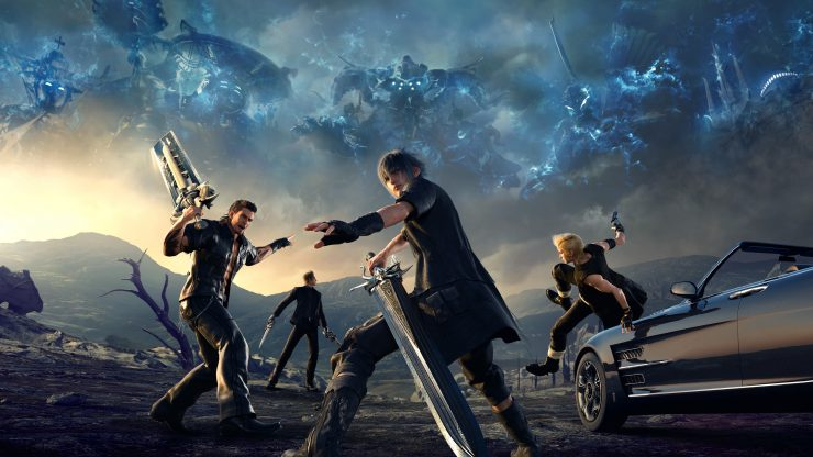 Final Fantasy XV 740x416 0