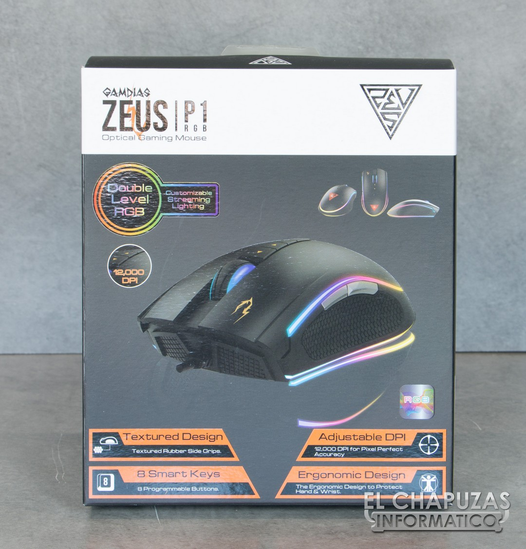 Review Gamdias Zeus P1 Rgb Mouse