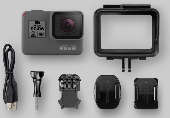 GoPro HERO 6 Black 2 1 1
