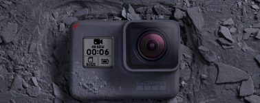 GoPro HERO 6 Black: 4K @ 60 FPS por 569.90 euros