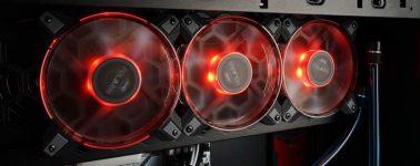 In Win Polaris Silent: Ventiladores de baja sonoridad para chasis