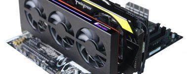 Jonsbo VF-1: Disipador PCI-Express para GPUs con iluminación RGB