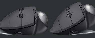 Logitech MX ERGO: Ratón inalámbrico ergonómico con trackball