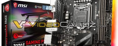 MSI Z370I Gaming Pro Carbon AC, otra placa base Mini-ITX para Coffee Lake