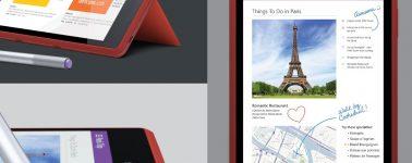 Filtradas las imágenes de la que iba a ser la Microsoft Surface Mini