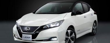 Nissan Leaf 2018: Nuevo vehículo eléctrico con hasta 280 km de autonomía