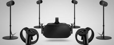 Las Oculus Rift ya están alcanzando en cuota de mercado a las HTC Vive