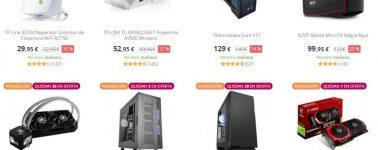 Ofertas de la semana en PcComponentes: Rebajas en hardware, periféricos y portátiles gaming
