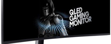Samsung C49HG90: 49″ DFHD curvo @ 144 Hz con AMD FreeSync 2