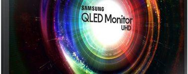 Samsung U28H750: 28″ 4K @ 1ms con AMD FreeSync y Adaptive-Sync por 399 euros