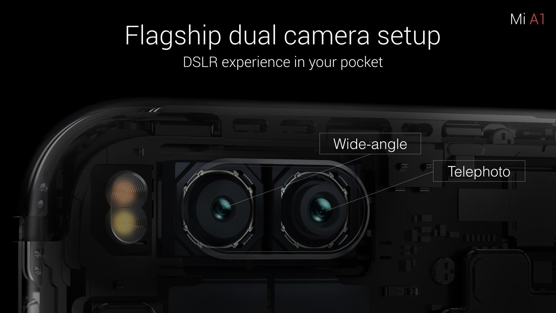 Xiaomi Mi A1 Anunciado Un Magn 237 Fico 5 5 Quot Por 195 Euros
