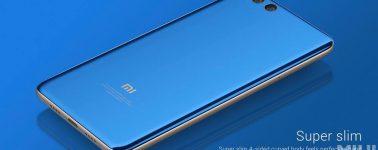 Xiaomi Mi Note 3 anunciado: 5.5″, Snapdragon 660, 6GB RAM y batería de 3500 mAh