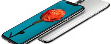 El iPhone X de 256GB tiene un coste de fabricación de 345,55 euros