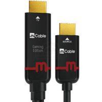 mCable: Un cable HDMI gaming que promete reducir los dientes de sierra (Anti-Aliasing)