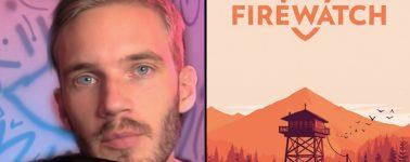 El canal de PewDiePie peligra ante la reclamación de los creadores de Firewatch