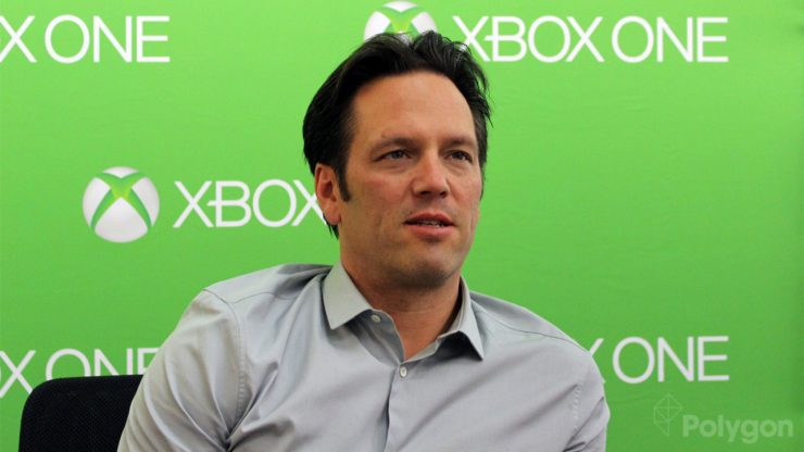 Phil Spencer Xbox Microsoft