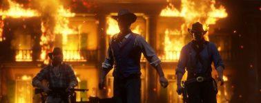 Filtran una posible fecha de lanzamiento de Red Dead Redemption 2