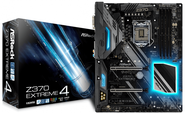 ASRock Z370 Extreme 4 Oficial 740x452 1
