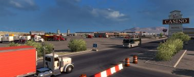 American Truck Simulator recibirá un DLC para llevarnos a Nuevo México