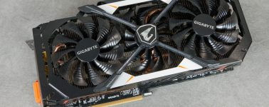 Review: Aorus GeForce GTX 1080 11Gbps
