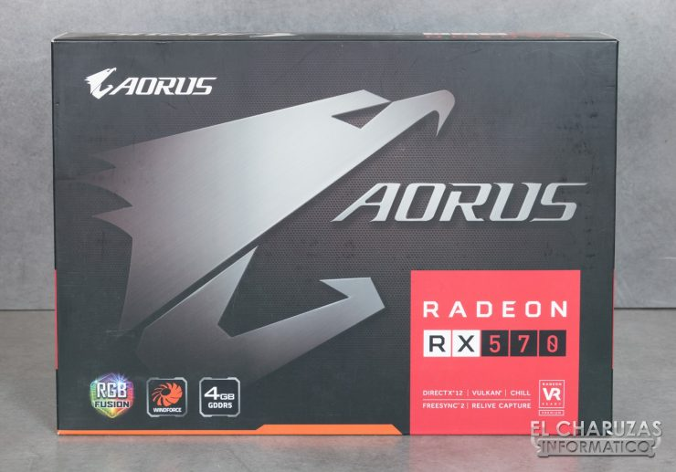 Review: Aorus Radeon RX 570 4G