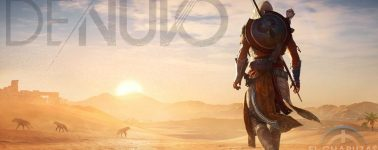 Assassin's Creed Origins ya ha sido pirateado, el primer juego con Denuvo 4.8 que cae