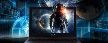 Asus FX503: Portátil gaming con Kaby Lake y una GeForce GTX 1060/1050