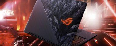 Asus ROG Strix Hero & ROG Strix Scar: Portátiles gaming @ 120/144 Hz