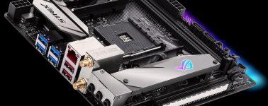 Asus ROG Strix X370-I Gaming & Strix B350-I Gaming: Placas Mini-ITX para AMD Ryzen