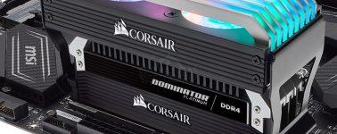Corsair Dominator Airflow Platinum RGB Fan: Disipador para la memoria RAM