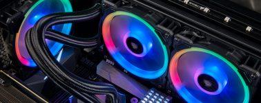Ventiladores Corsair LL140 RGB y LL120 RGB anunciados oficialmente