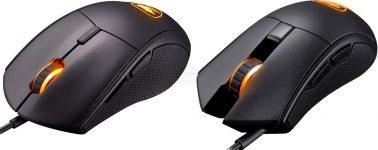 Cougar lanza sus ratones gaming Minos X5 y Revenger S