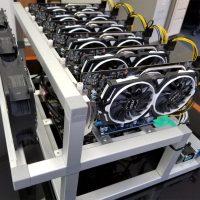 El consumo energético de la minería de criptomonedas supondrá el 0,5% del consumo global
