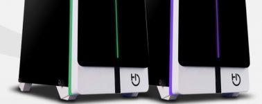 [Sorteo] Llévate un chasis Hiditec NG-X2 con sistema de iluminación LED de 7 colores