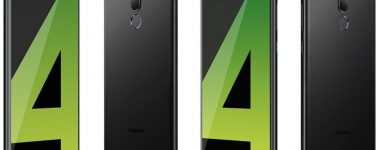 El Huawei Mate 10 Lite llegaría a Europa por 349 euros