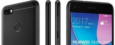 El Huawei Y6 Pro (2017) llega silenciosamente a Europa: compensado y buen precio