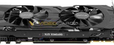 KFA2 GeForce GTX 1070 Ti EX filtrada, pensada para el Overclock