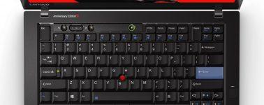 Lenovo ThinkPad 25: Un 14″ con 4G LTE, 14H de autonomía y diseño 'retro'