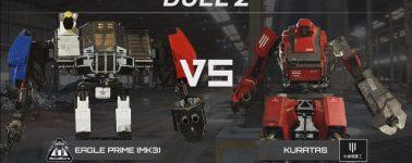 Así ha sido la batalla de robots gigantes entre EE.UU y Japón