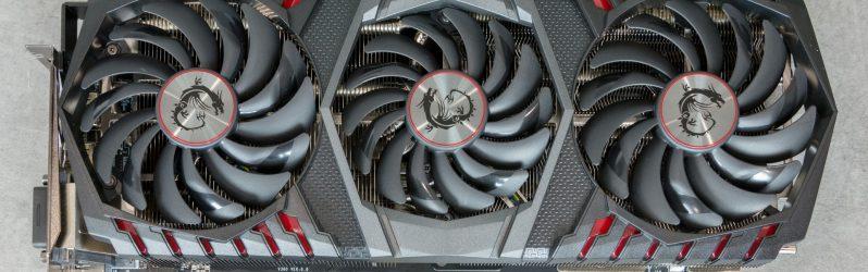 Review: MSI GeForce GTX 1080 Ti Gaming X Trio