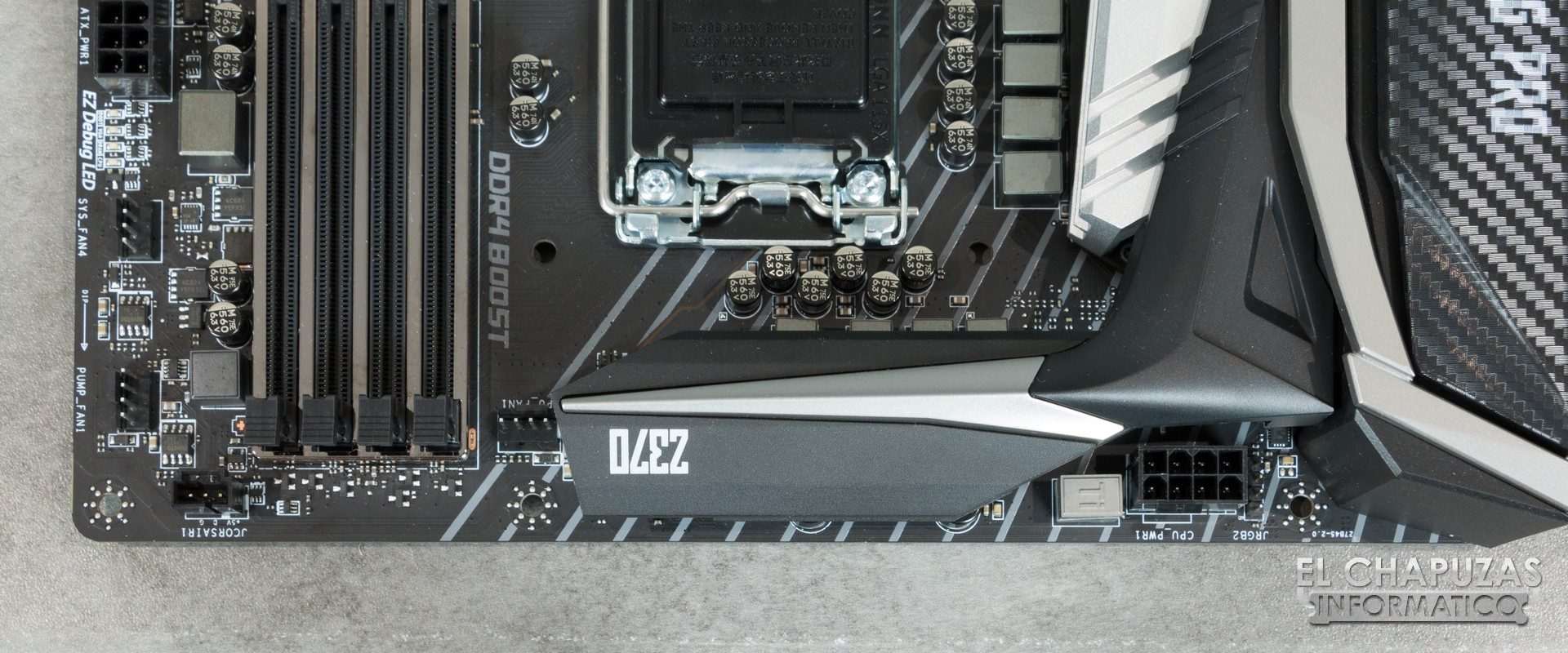 Review: MSI Z370 Gaming Pro Carbon AC