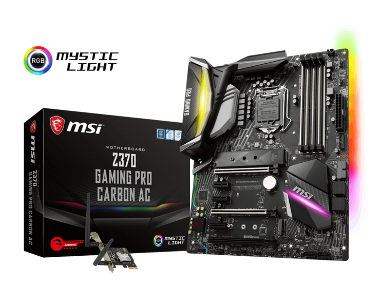 MSI Z370 Gaming Pro Carbon AC Oficial 740x592 1