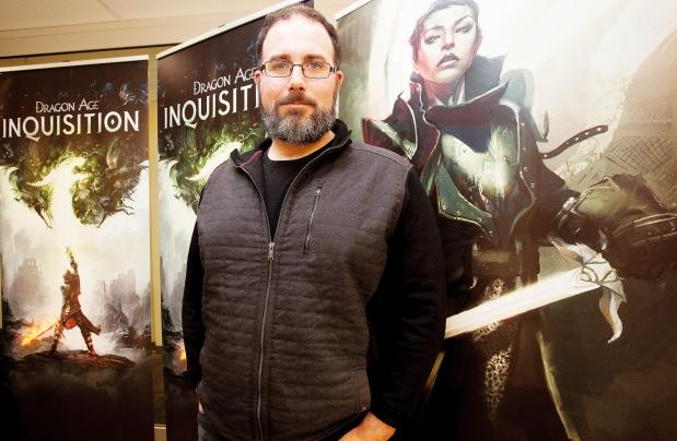 Mike Laidlaw dragon age 0