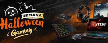 PcComponentes arranca sus rebajas en la semana 'Halloween Gaming'