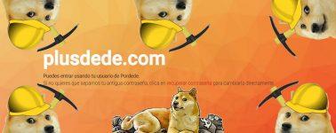 #Ripdede: La forma de anunciar de que Plusdede pasa a mejor vida
