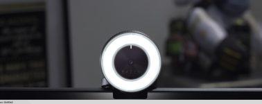 Razer Kiyo: Webcam con anillo de luz configurable en 12 niveles de intensidad