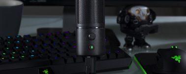 Razer Seiren X: Micrófono de condensador de calidad profesional